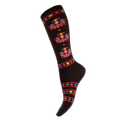 Ladies knee-high socks