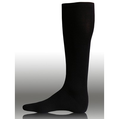 Mens bamboo knee-high socks