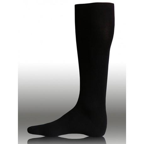 Mens bamboo knee-high socks