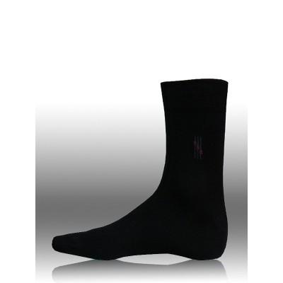 Мъжки чорапи от бамбук с десен
