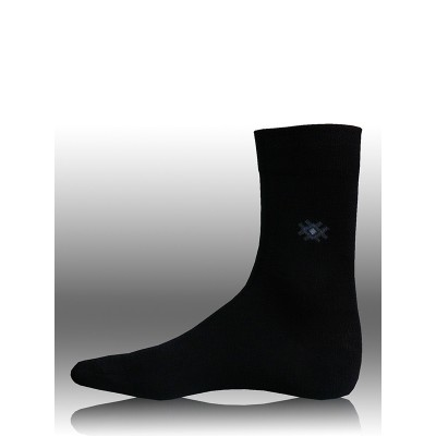 Mens bamboo socks with a fugure