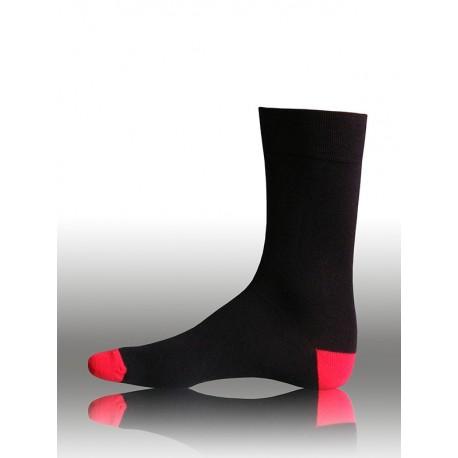 Colored cotton socks