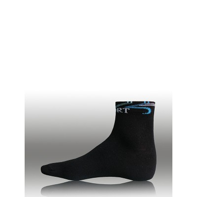 Mens sports short socks