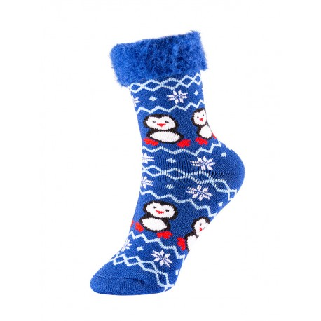 Детски коледни чорапи от пан